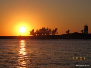 deliveries, yachts for sale, adventure, sunset, journey, delivery of vessel, sailing adventure, florida, panama, panama canal, captain and crew, sail of a lifetime, days end, fun sailing,