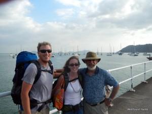 adventure, sailing, delivery, Panama, the crew, captain and crew, completed delivery, sailing adventure, sailing fun, sailing experience, florida sailing, panama sailing, happy ending